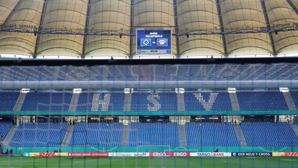"""Die HSV-Arena heißt weiterhin """"Volksparkstadion"""" - Bildquelle: FIROFIROSID"""