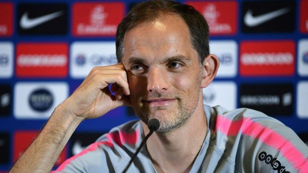 Thomas Tuchel bleibt bis 2021 bei Paris St. Germain - Bildquelle: AFPSIDANNE-CHRISTINE POUJOULAT