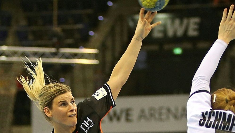 Angela Malestein erzielt sieben Treffer für Bietigheim - Bildquelle: PIXATHLONPIXATHLONSID