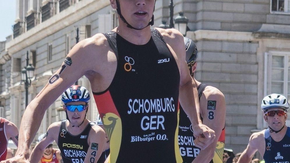Jonas Schomburg ist bereits für Tokio qualifiziert - Bildquelle: PIXATHLONPIXATHLONSID