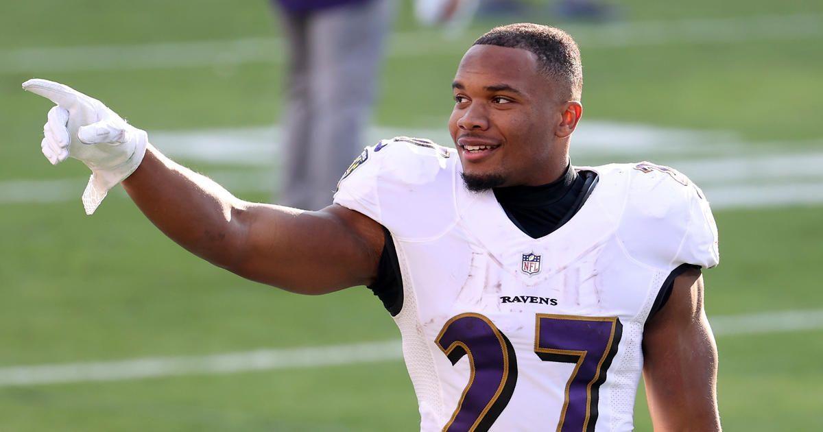 J.K. Dobbins (Baltimore Ravens) - Bildquelle: getty