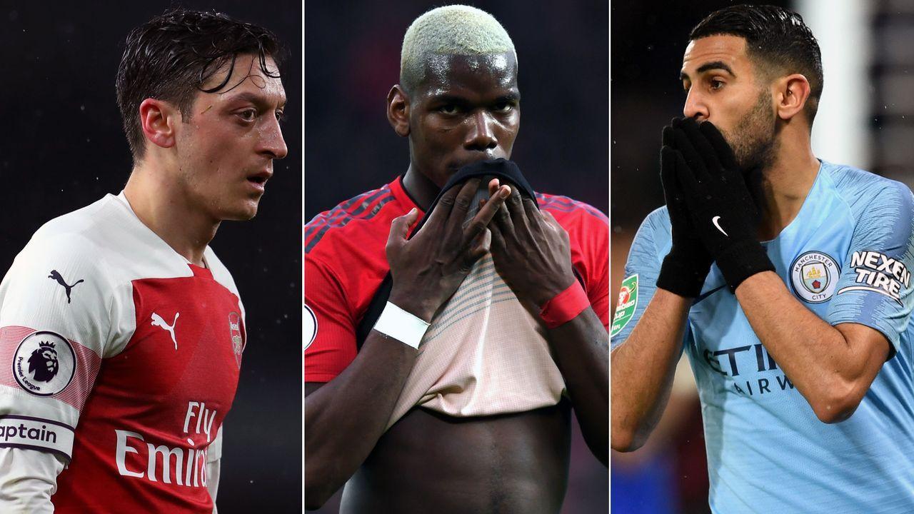 Nach Fan-Voting: Die überbewertetsten Spieler der Premier League - Bildquelle: Getty Images