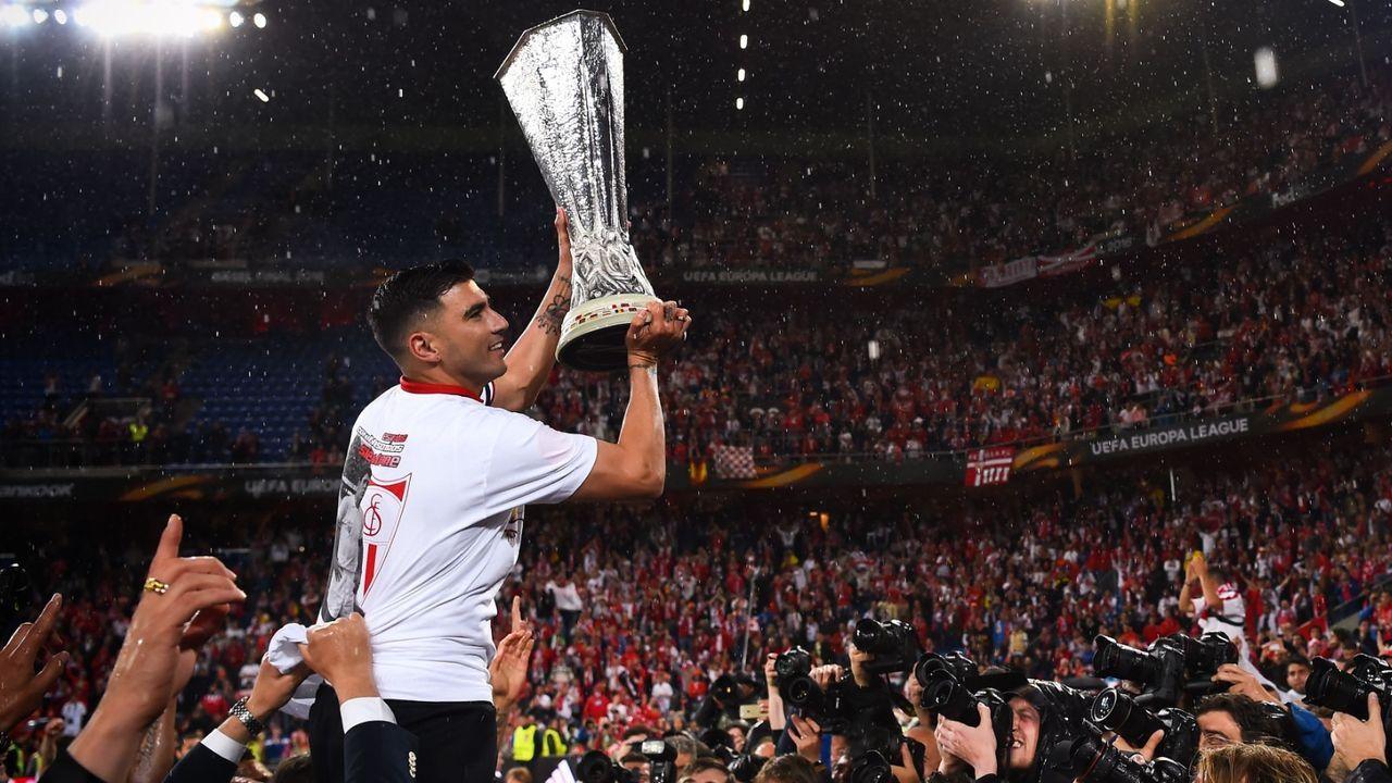 Sechste Titelchance für Rekordsieger FC Sevilla
