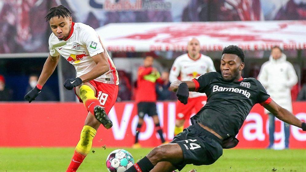 Timothy Fosu-Mensah hat mit Leverkusen großes vor - Bildquelle: AFPSIDRONNY HARTMANN