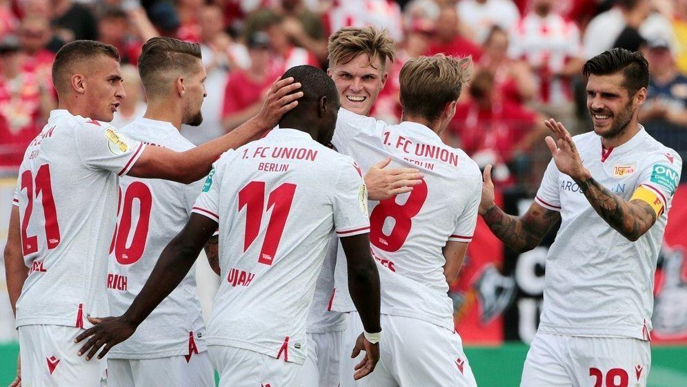 Union Berlin gewinnt mit 3:1 beim SC Freiburg - Bildquelle: PIXATHLONPIXATHLONSID