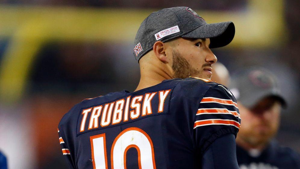 Mitch Trubisky: Wo geht die Reise für die Bears hin? - Bildquelle: 2019 Getty Images