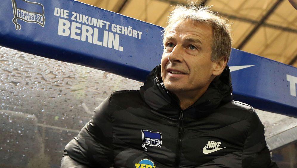 Jürgen Klinsmann hatte den Trainerposten erst im November übernommen. - Bildquelle: 2020 Getty Images