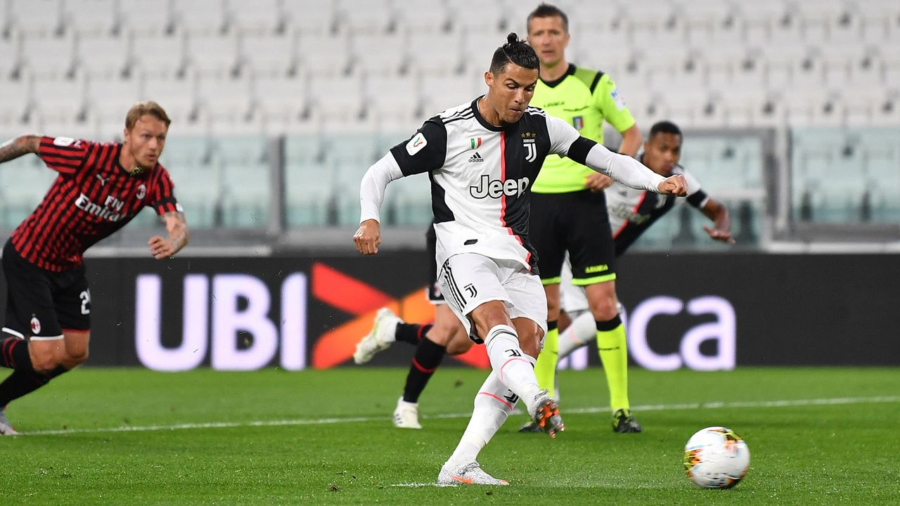1. Juventus Turin - Bildquelle: 2020 Getty Images