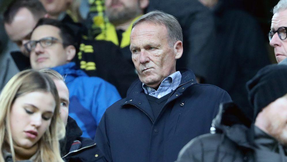 BVB-Geschäftsführer Hans-Joachim Watzke kündigte umfangreiche Maßnahmen als ... - Bildquelle: imago images/Jan Huebner