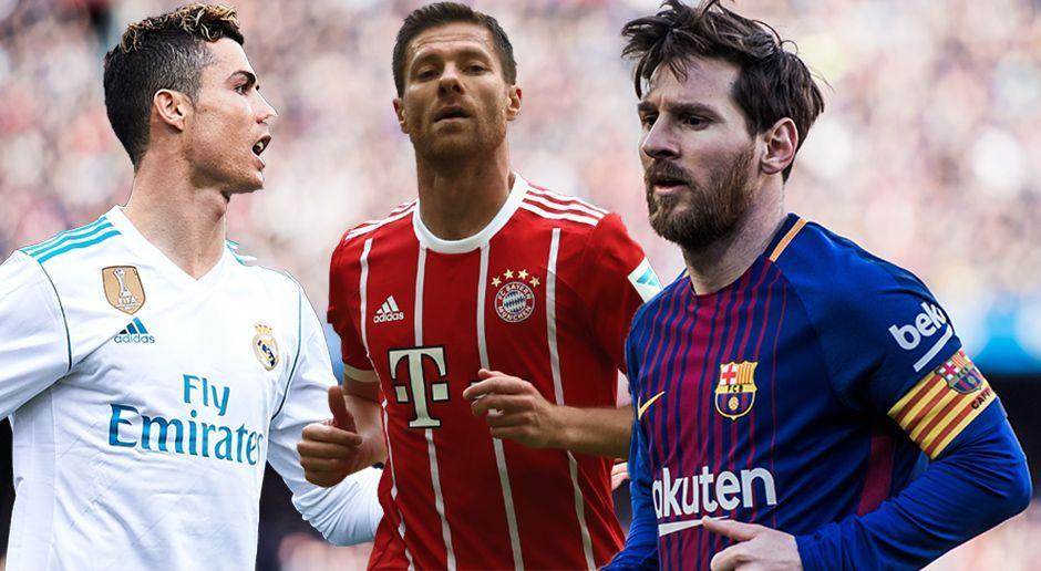 Top-Elf der Steuersünder im Fußball - Bildquelle: 2018 Getty Images