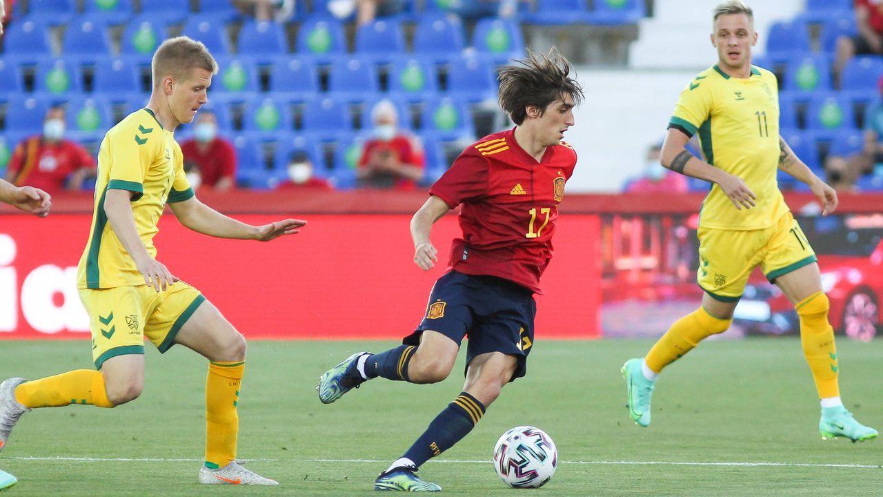 Bryan Gil (20 Jahre, Spanien, FC Sevilla) - Bildquelle: imago images/ZUMA Wire