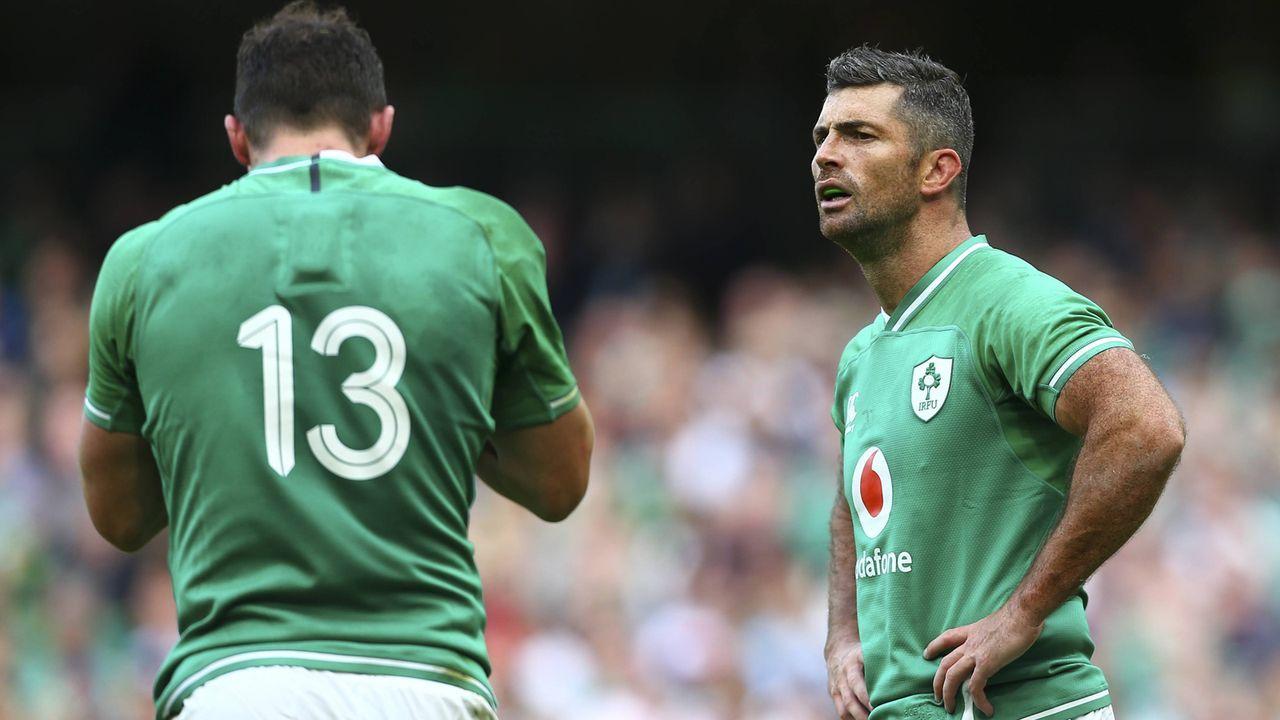 Irland – Die Nummer 1 der Weltrangliste - Bildquelle: imago images / Colorsport