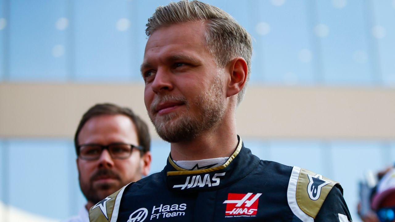 14. Kevin Magnussen (Haas) - Bildquelle: imago images/Motorsport Images