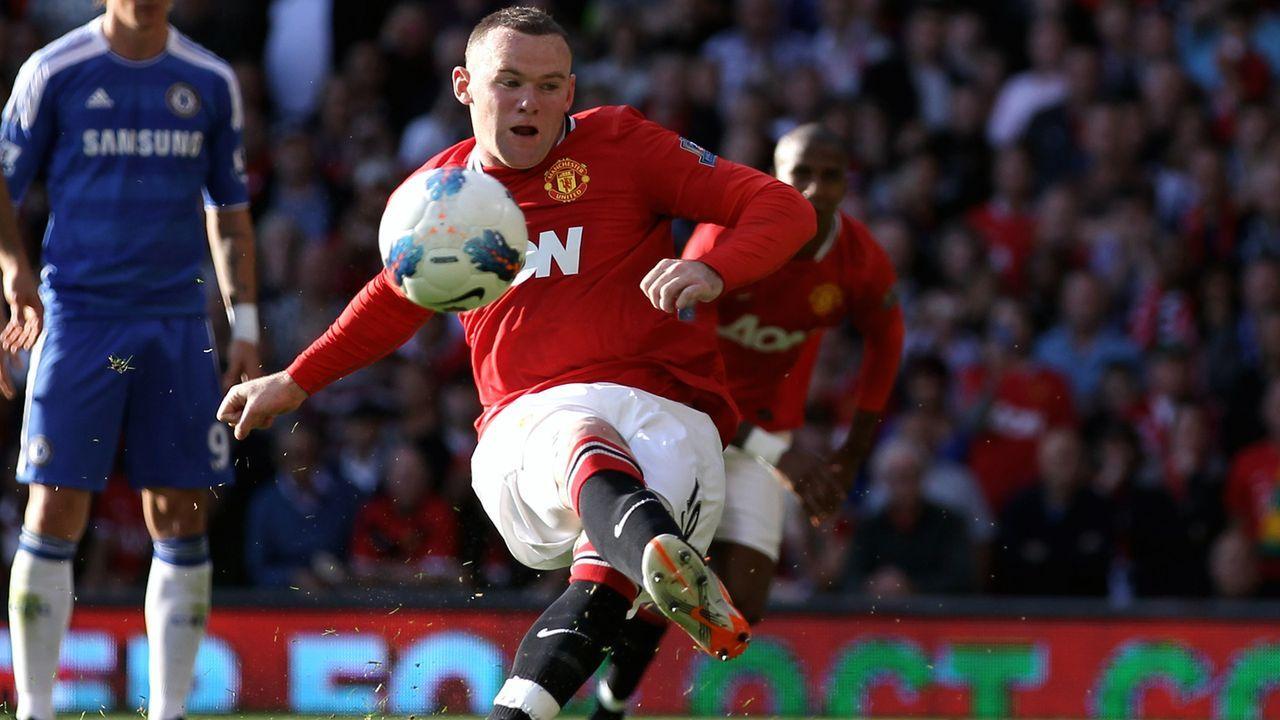 Wayne Rooney (Manchester United) - Bildquelle: 2011 Getty Images