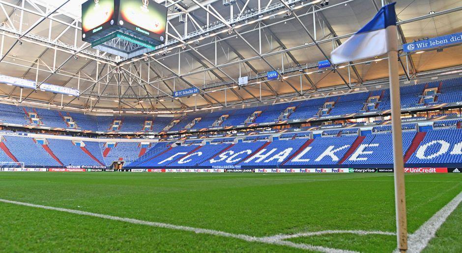 EM-Stadion: Veltins-Arena Gelsenkirchen - Bildquelle: 2016 Getty Images