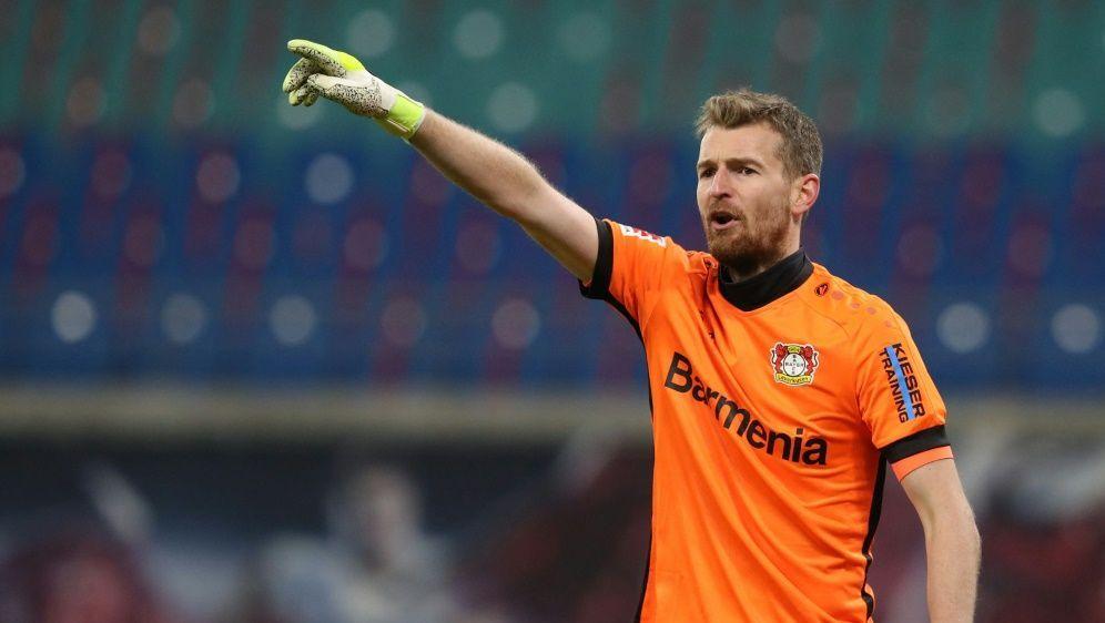 Leverkusen muss weiter auf Hradecky verzichten - Bildquelle: AFPSIDRONNY HARTMANN