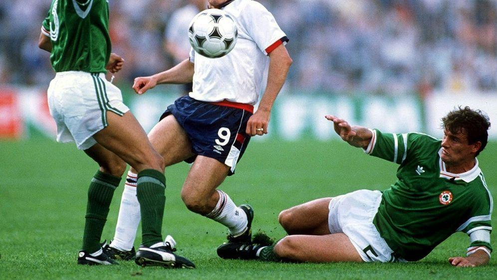 Nationalspieler von 1986 bis 1996: Peter Beardsley (M.) - Bildquelle: PIXATHLONPIXATHLONSID