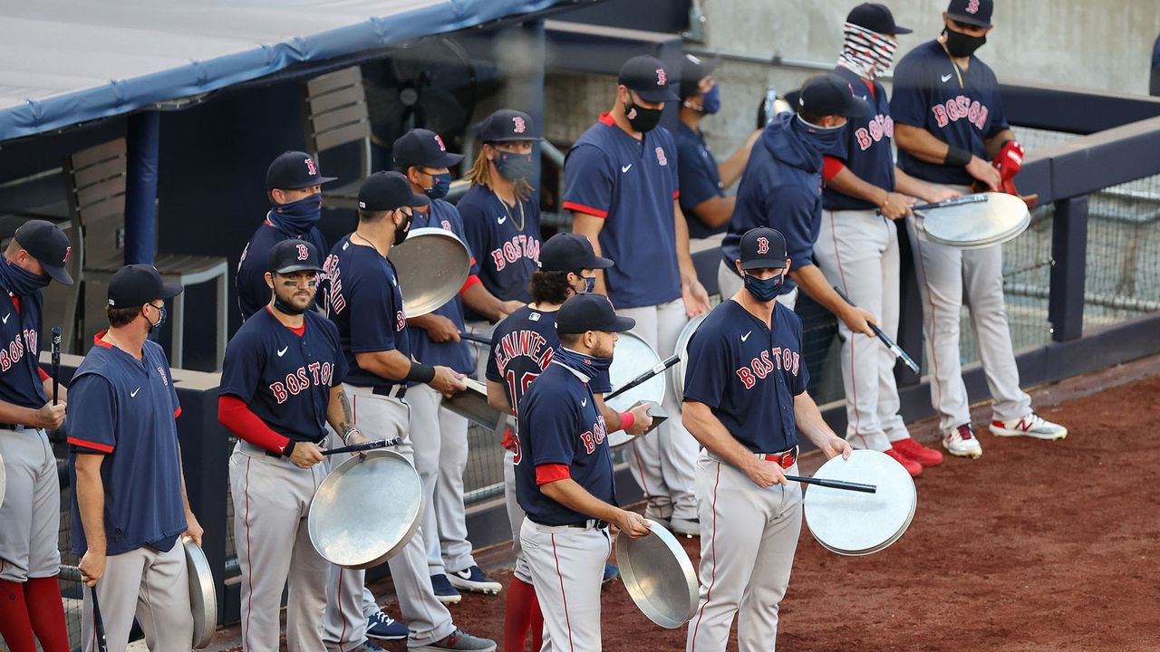 Platz 16 - Boston Red Sox (Baseball) - Bildquelle: Getty Images