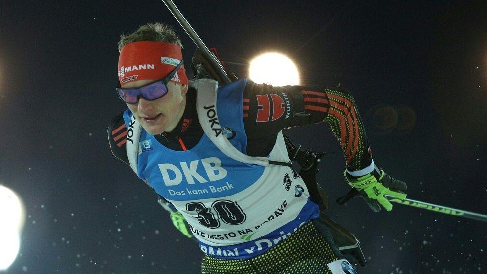 Benedikt Doll war bester Deutscher auf Rang 16 - Bildquelle: PIXATHLONPIXATHLONSID