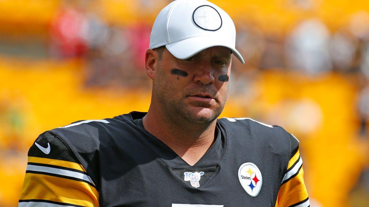 Ben Roethlisberger (Pittsburgh Steelers) - Bildquelle: getty