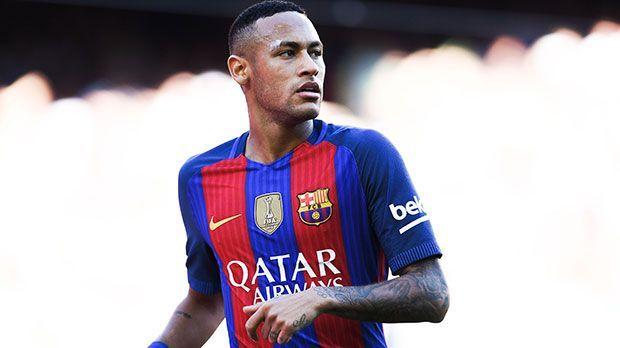 Neymar (Brasilien, FC Barcelona) - Bildquelle: 2016 Getty Images
