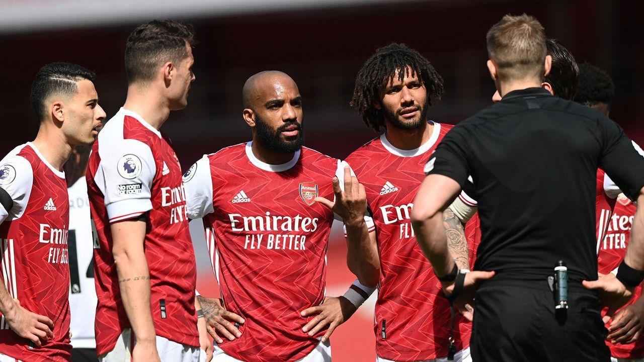FC Arsenal - Bildquelle: Getty Images