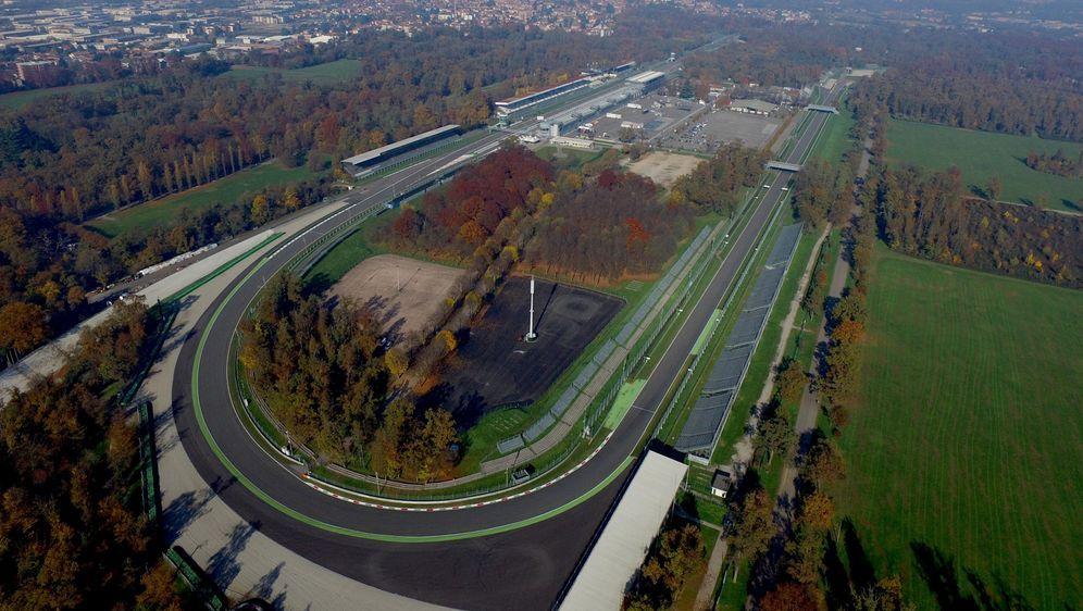 2020 fährt die DTM in Monza.