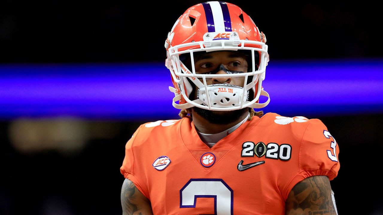 Amari Rodgers (Clemson Tigers / American Team) - Bildquelle: Getty Images