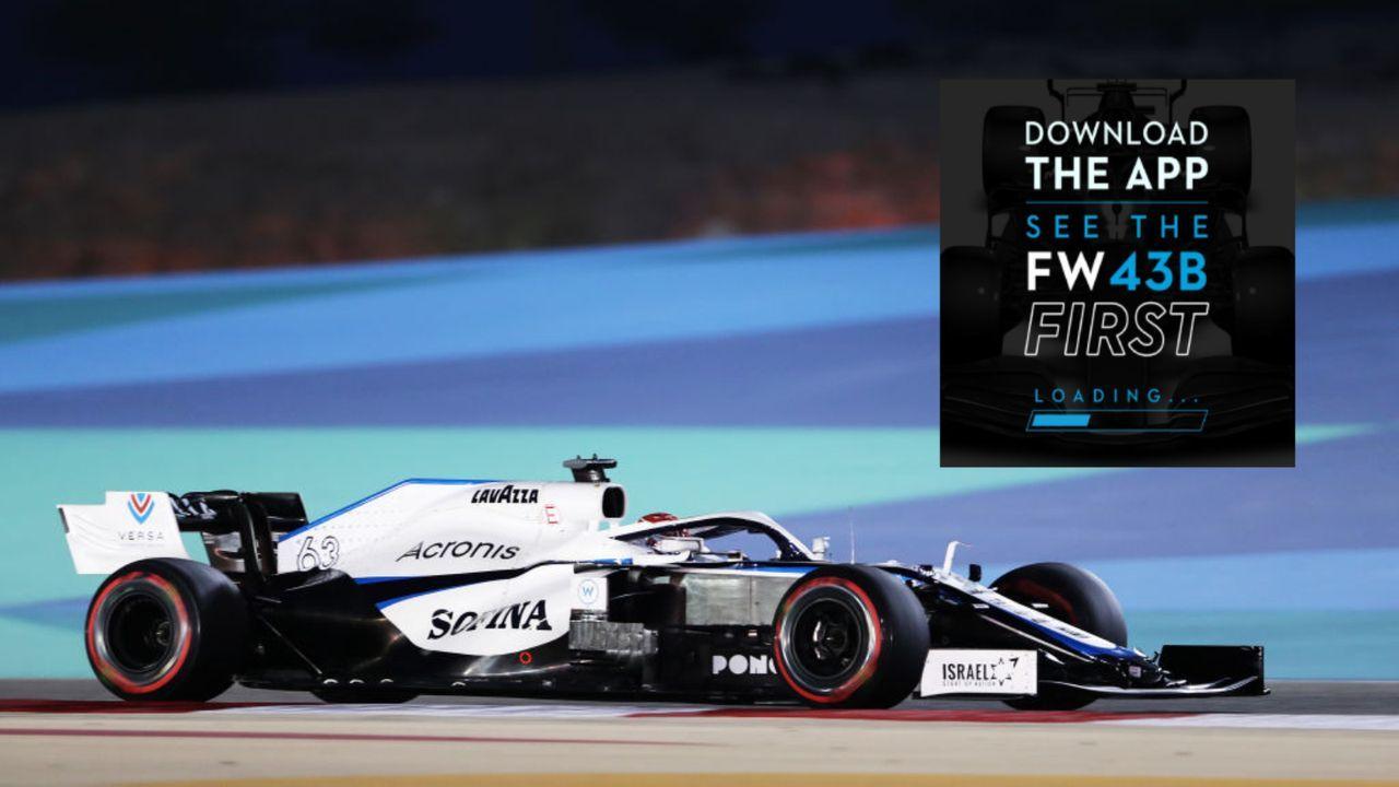 Gehackte App verhindert Launch des neuen Williams - Bildquelle: Getty