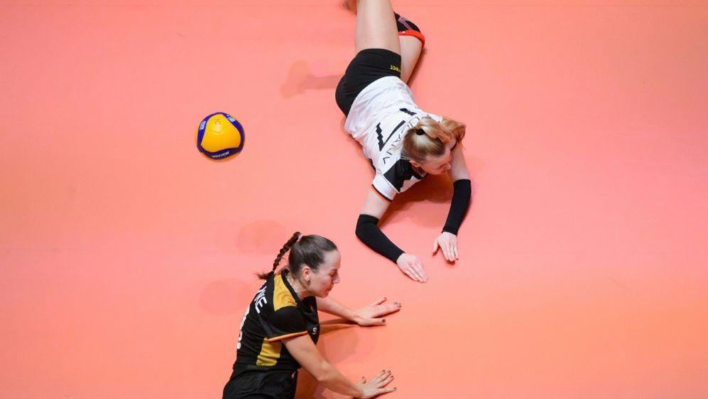 Volleyballerinnen verpassen Tokio-Ticket - Bildquelle: CEVCEVCEV