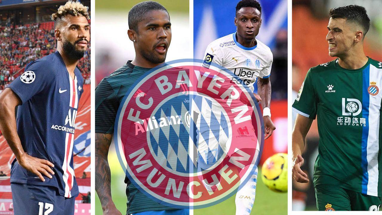 Bayerns Last-Minute-Neuzugänge im ran-Check - Bildquelle: imago
