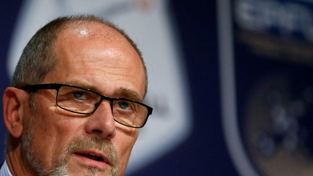 Traf sich mit 244 Vertretern: Lars-Christer Olsson - Bildquelle: PIXATHLONPIXATHLONSID