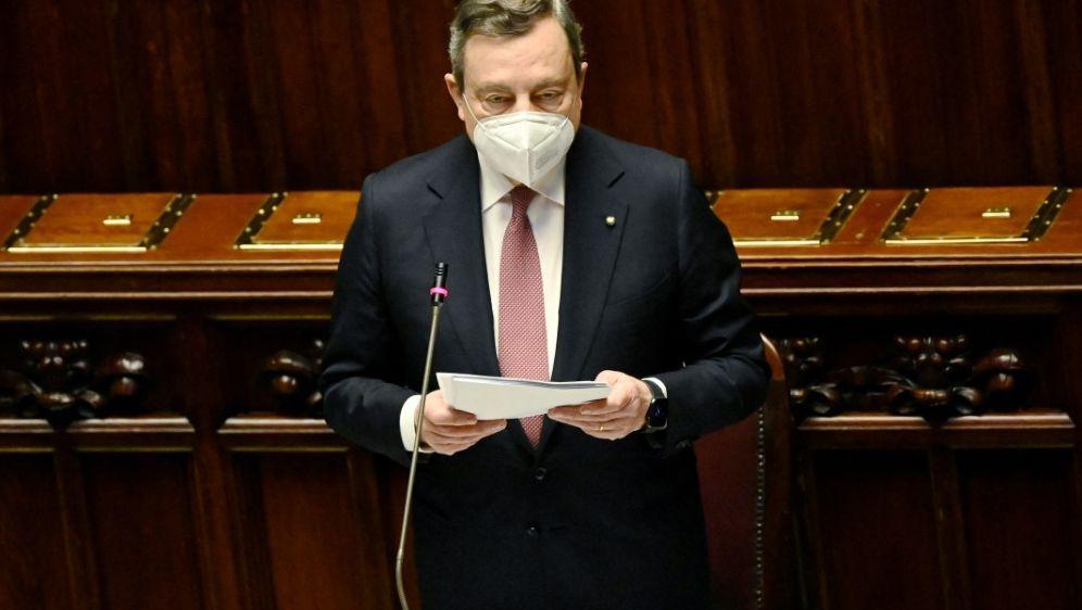 Draghi-Regierung beschließt Unterstützung für den Sport - Bildquelle: AFPSIDALBERTO PIZZOLI