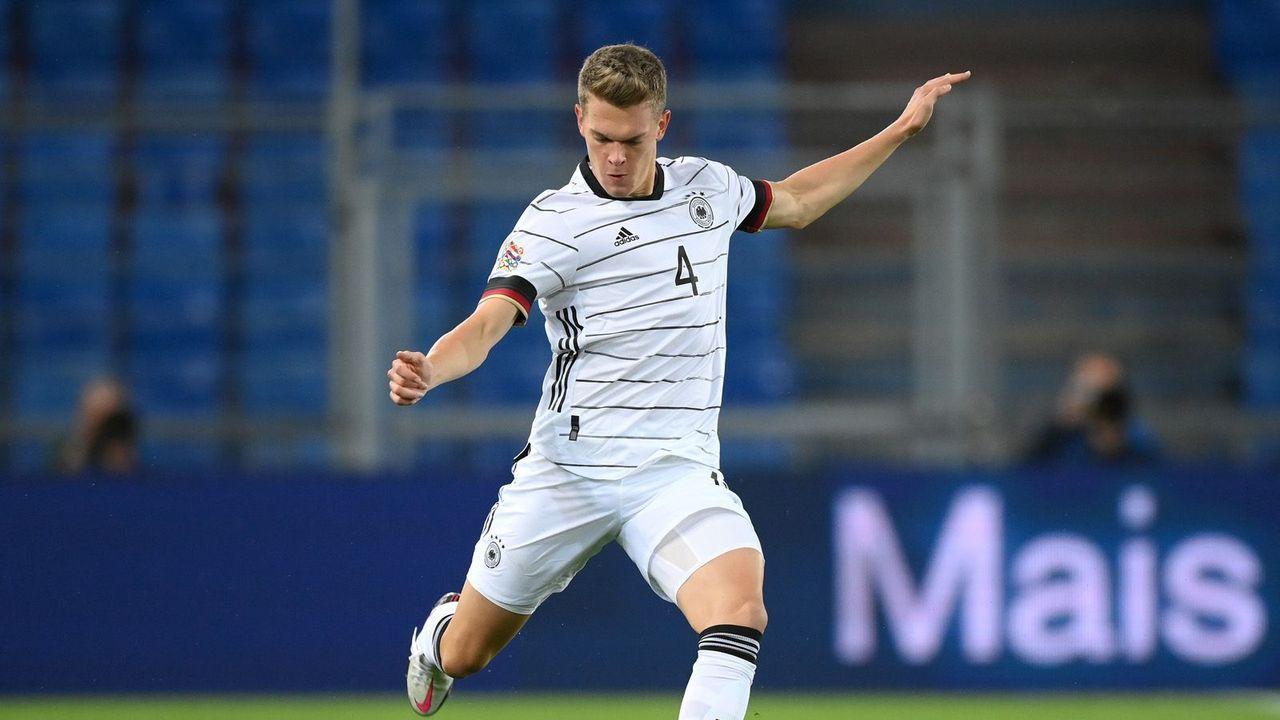 Abwehr: Matthias Ginter (Borussia Mönchengladbach) - Bildquelle: Getty Images