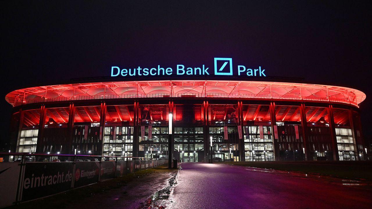 Frankfurt: Stadion - Bildquelle: imago images/Ulrich Hufnagel