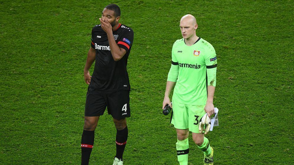 Aus der Traum. Bayer Leverkusen scheidet schon in der Zwischenrunde der Euro... - Bildquelle: Imago Images