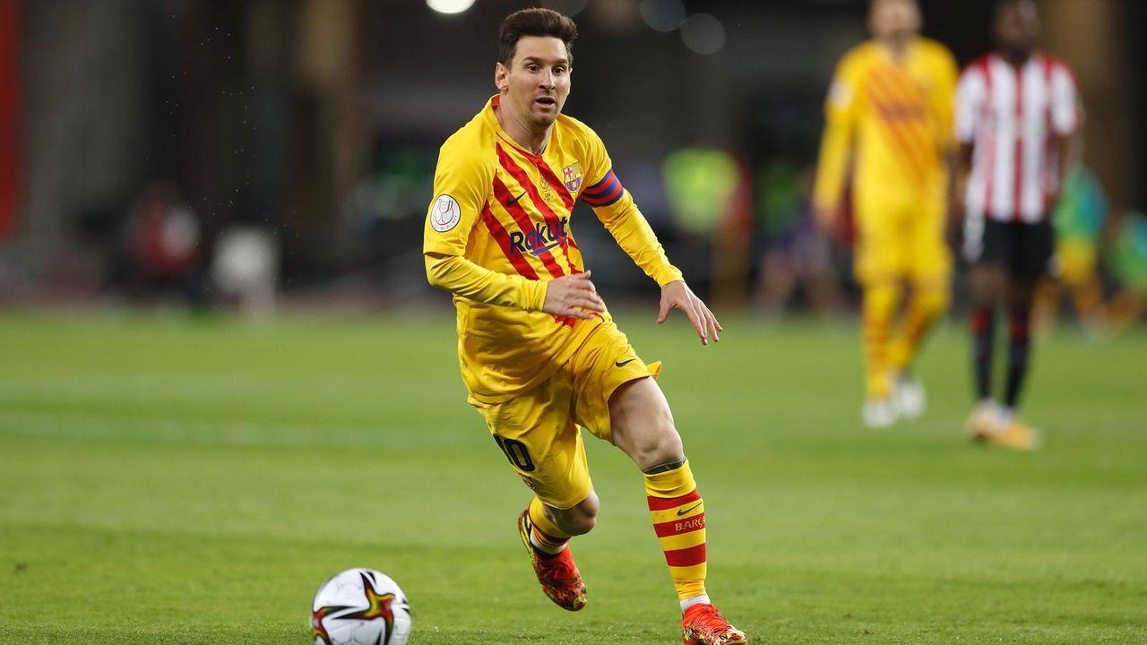 Lionel Messi (FC Barcelona) - Bildquelle: Imago Images