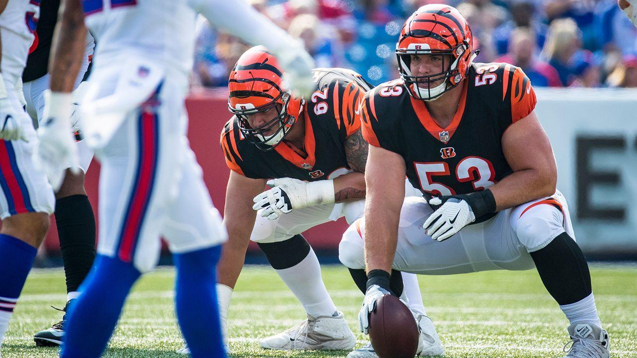 Billy Price (21. Pick, Cincinnati Bengals) - Bildquelle: Getty