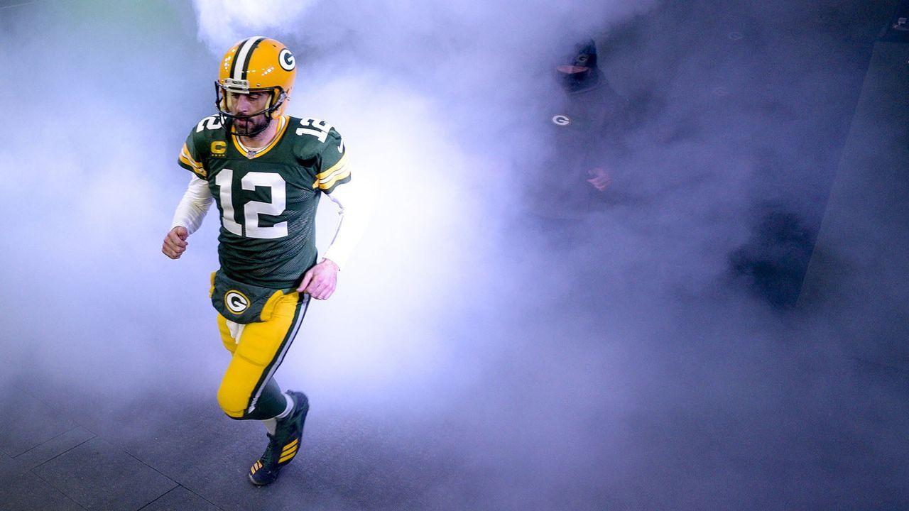 Verbleib bei den Packers - Bildquelle: imago images/UPI Photo