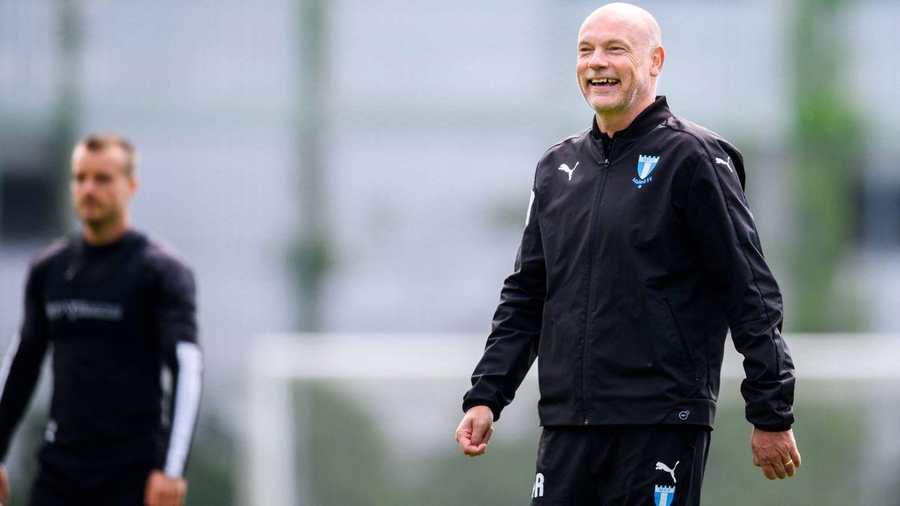 Uwe Rösler (Malmö FF/Schweden) - Bildquelle: imago images / Bildbyran