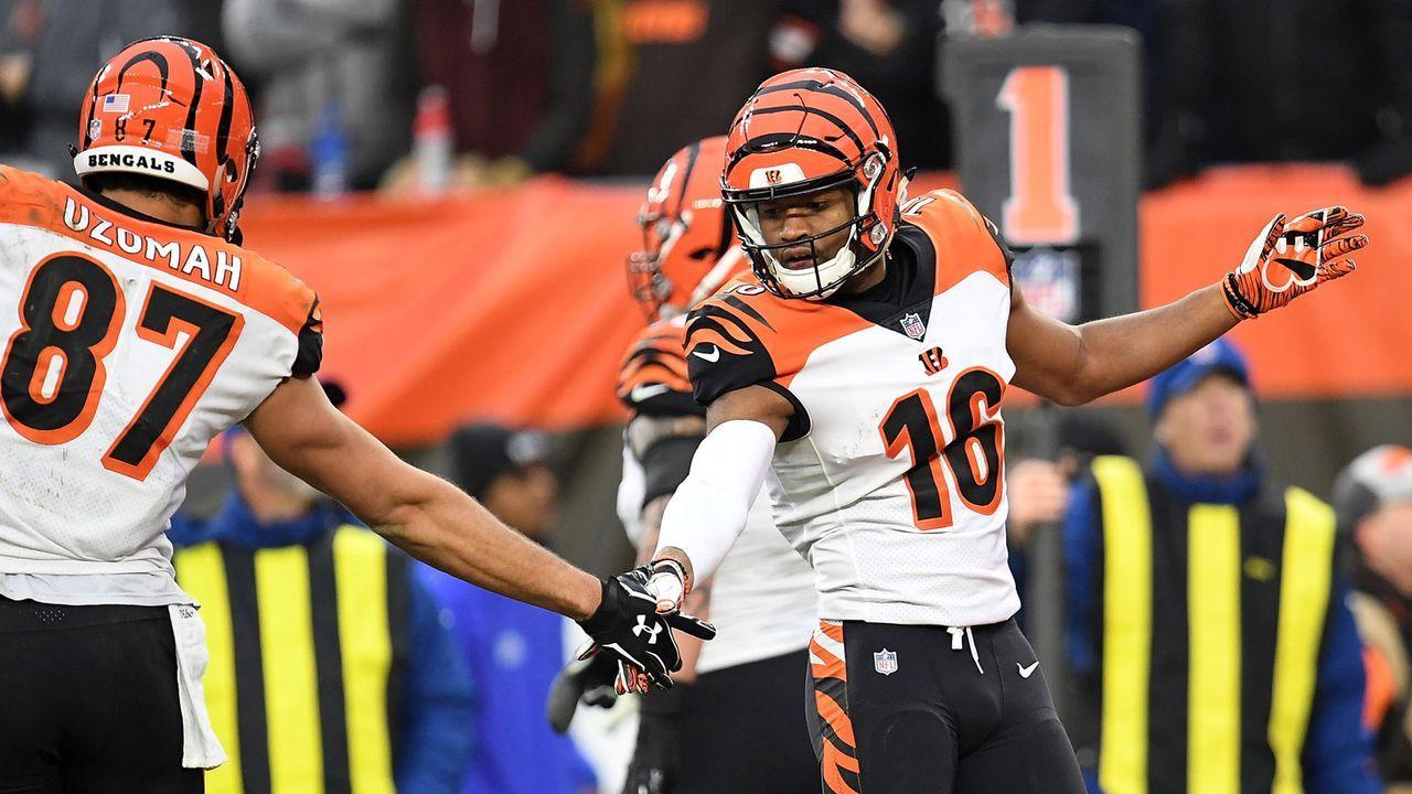 Cincinnati Bengals - Bildquelle: 2018 Getty Images