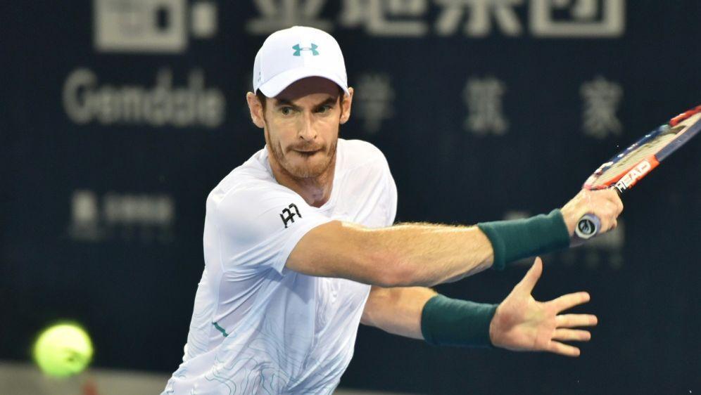 Liebäugelt mit einem Start im Doppel: Andy Murray - Bildquelle: AFPSID