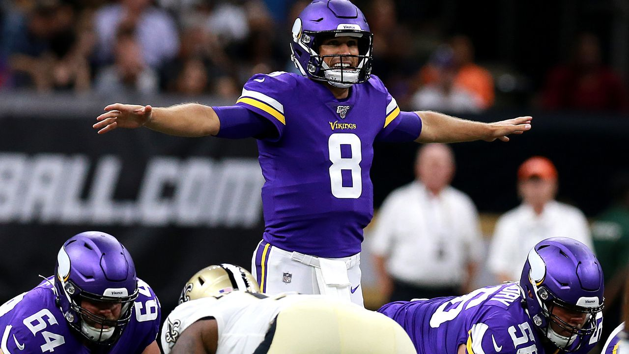 NFC Wild Card Round: #6 Vikings (Vorwoche #6) at #3 Saints (Vorwoche #3) - Bildquelle: 2019 Getty Images