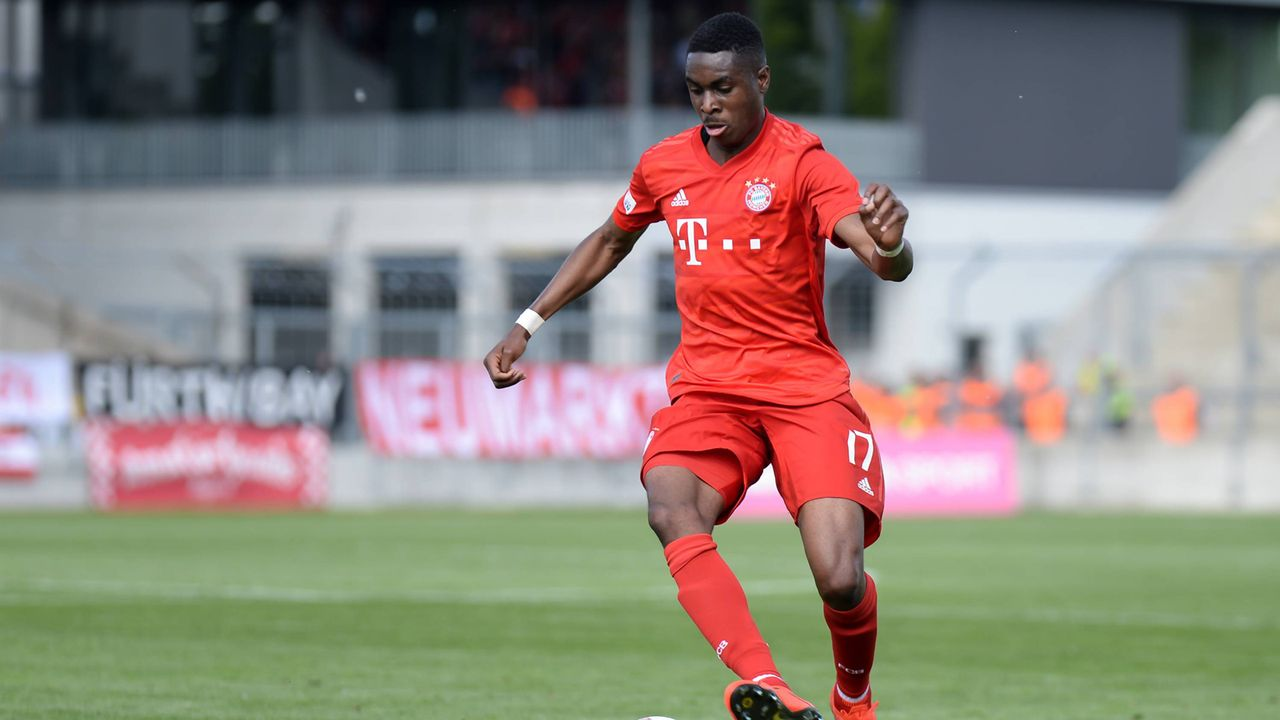 Maxime Awoudja (VfB Stuttgart) - Bildquelle: 2019 imago