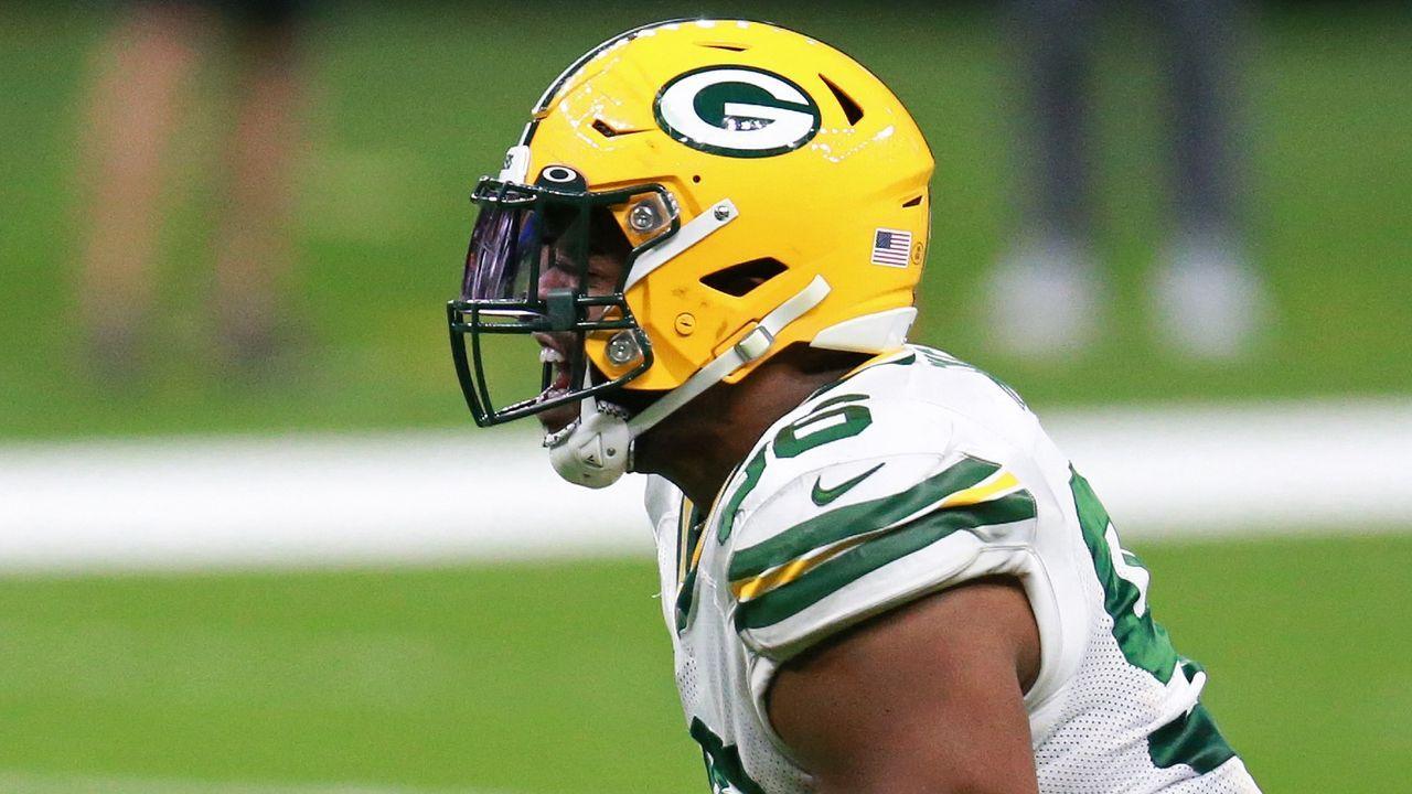 Kingsley Keke (Green Bay Packers) - Bildquelle: Getty