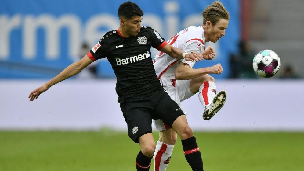Leverkusen muss im Endspurt auf Palacios verzichten - Bildquelle: AFPSIDMARTIN MEISSNER