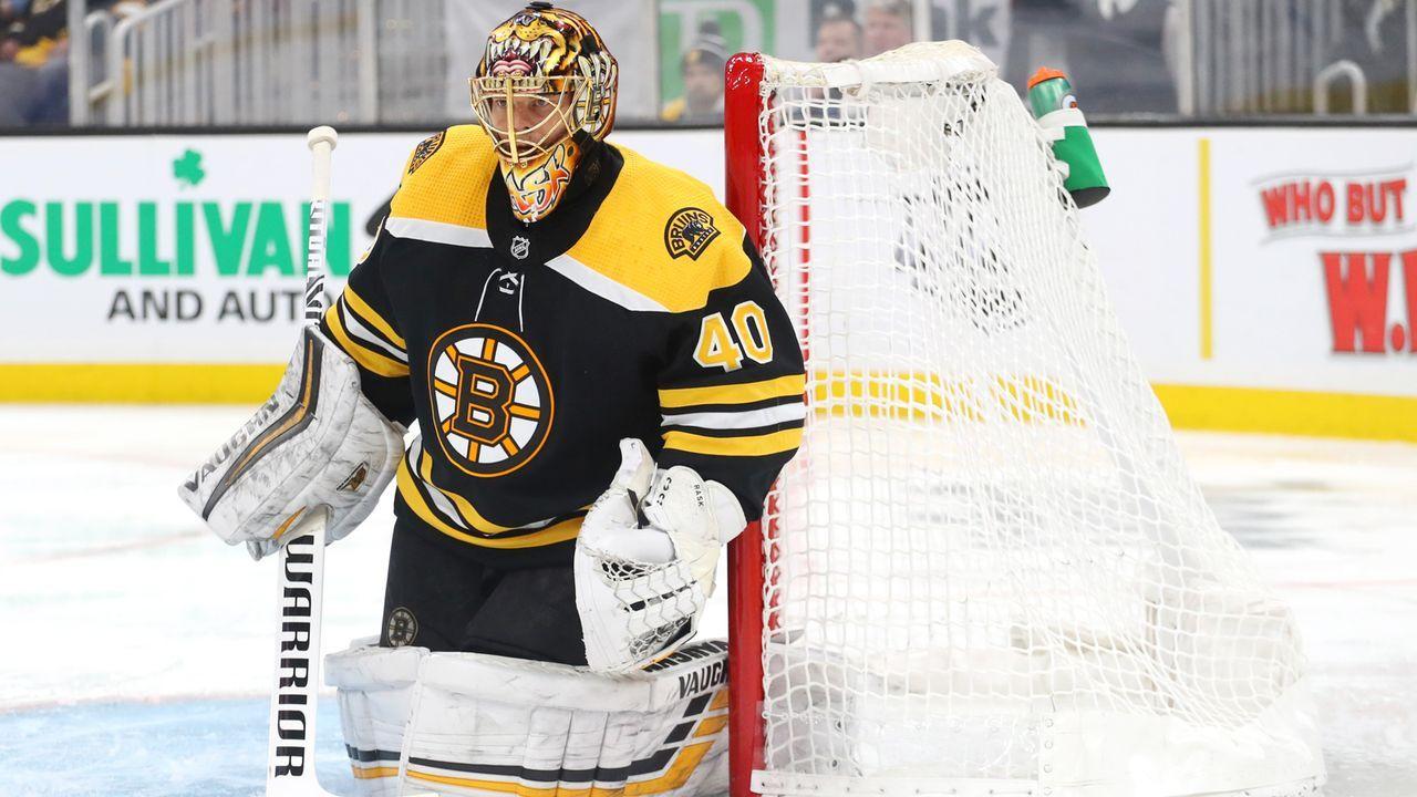 Tuuka Rask (Boston Bruins) - Bildquelle: getty