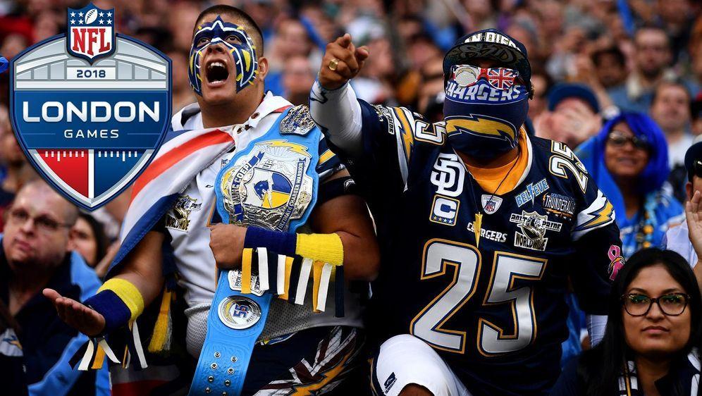 Grund zur Freude: Die NFL trägt mehr Spiele in London aus - Bildquelle: getty