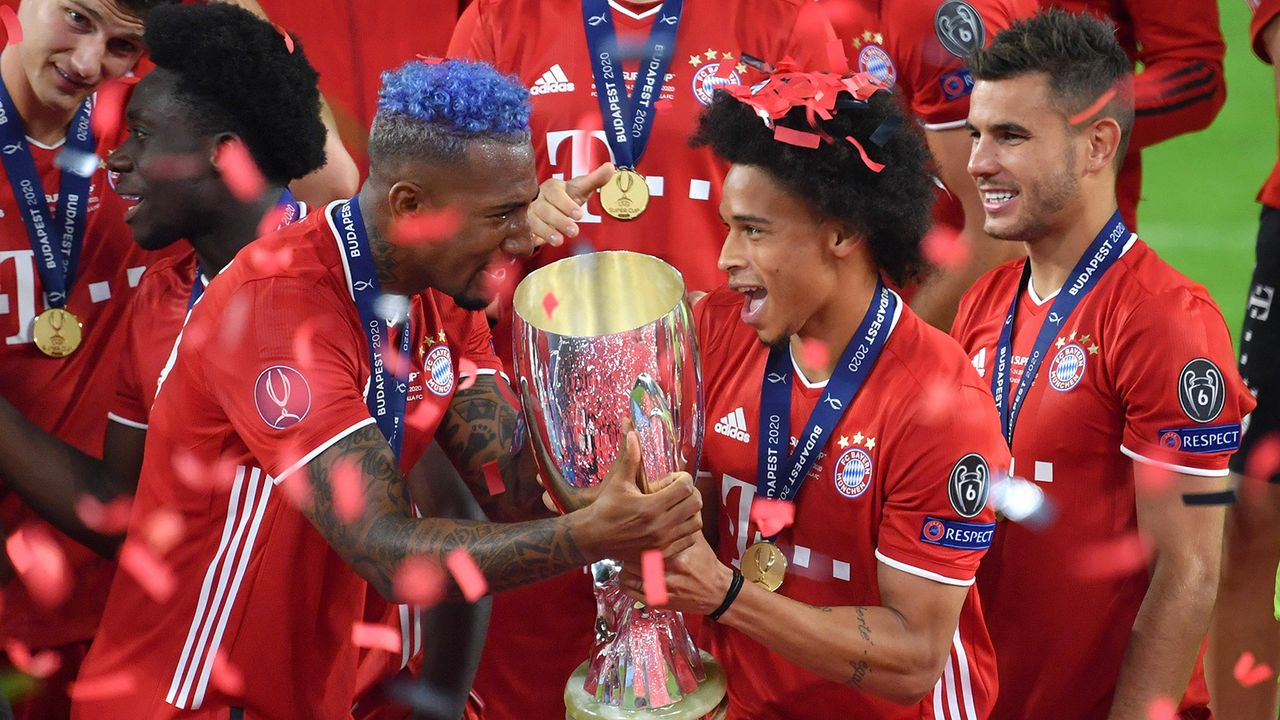 Sieg im Europäischen Supercup - Bildquelle: Imago Images