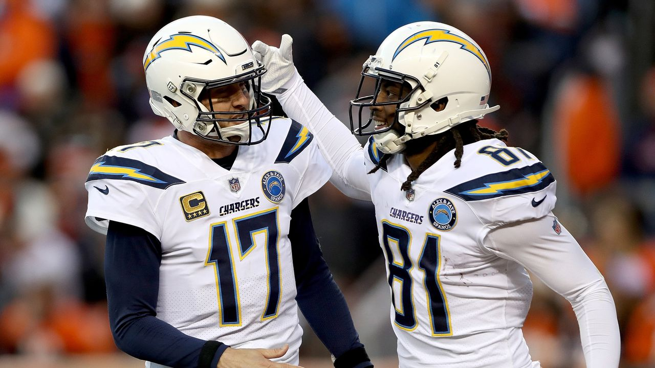 Los Angeles Chargers - Bildquelle: 2018 Getty Images